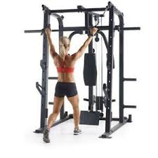 Details About Smith Cage Weider Pro 8500 Home Gym Weight Lifting Fitness Health Diet Training