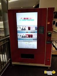 Touch Screen Vending Machines Best Vendron Silkron Touchscreen Vending Food Retail Vending Machines