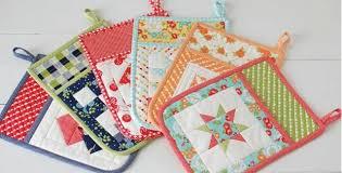 Oven Mitt Pattern Simple 48 Oven Mitt Patterns In One Quilting Digest