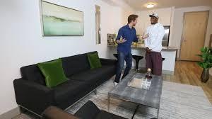 Zac Brooks Interior Design Seahawks Draft Pick Interior Designer Transforms Matt Calkins Apartment