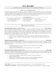 What Does A Cover Letter Include Simple Business Operation Manager Resume Operations Manager Resume Keywords