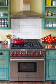 Retro Kitchen Design Pictures Delectable 48 Best Kitchen Color Ideas Paint And Color Schemes For Kitchens