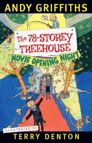 Original Artwork From The 26Storey Treehouse U0027The Iceskating The 26 Storey Treehouse
