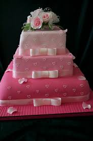 shades of pink wedding cake cake of the week casa costello
