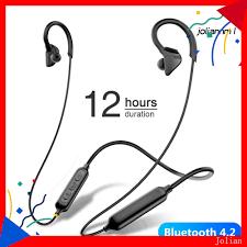 Tai Nghe Bluetooth Thể Thao Jolian X1 Đeo Cổ - Tai nghe Bluetooth chụp tai  Over-ear