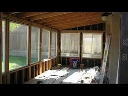 diy patio room you
