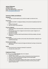 Good Qualifications For A Job 10 Job Application Skills And Qualifications Examples