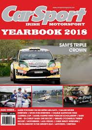 Carsport 2018: Internet by Greer publications - issuu