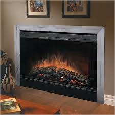 dimplex electraflame 45 inch built in electric fireplace with purifire air treatment system 45dxp
