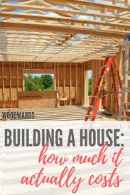 Building A Home On A Budget Building Our Own House How Much Did It Actually Cost