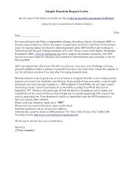 Letter Asking For Donations Sample School Supplies Template Uk Cover
