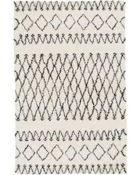 black and white diamond rug. 8\u0027 x 10\u0027 tasman diamond antique white and midnight black new zealand wool area rug u