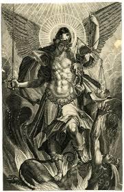 St Michael Hieronymus Wierix Angels Archangel Tattoo St Michael