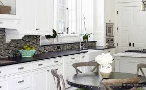 photo id p6653 item home kitchen backsplash white cabinets black countertop48 countertop