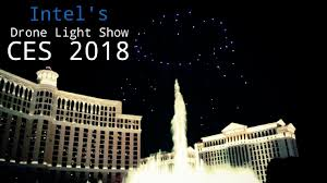 Las Vegas Light Show 2018