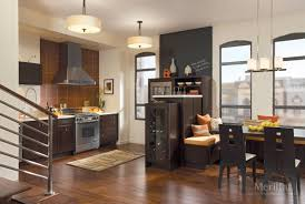 Merillat Kitchen Cabinets Merillat Classicr Fusion In Maple Kona Merillat