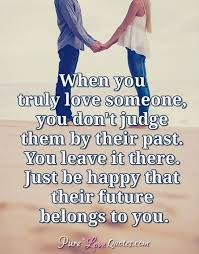 Pure Love Quotes Pure Love Quotes on Twitter When you truly love someone you don't 6