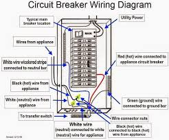 circuit breaker box wiring diagram how to wire a breaker box for double pole circuit breaker wiring diagram at 220 Breaker Wiring Diagram