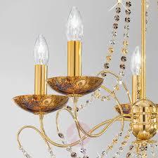 Kolarz Ballerina Kronleuchter 60 Cm Gold