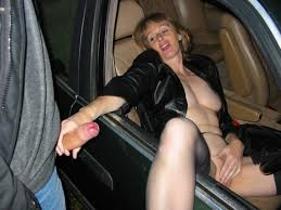 Milf car sex videos
