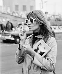 Francoise hardy in courreges 1966. The Story Of Francoise Hardy Frame