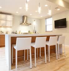 breakfast bar lighting. Kitchen Island Bar Lights Exquisite Chandelier Lighting Modern Light Brown Laminate Floor Pendant Over Breakfast 3