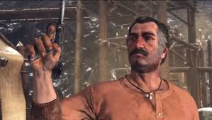 Image result for red dead redemption 2 character dutch