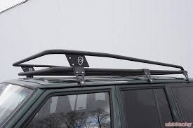 Powder Coat Roof Rack