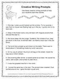 6th Grade Essay Prompts 6th Grade Creative Writing Prompts Samunar Club