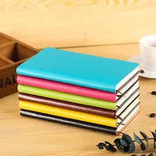 2019 pu leather diy planner organizer notebooks cover hand travel account cover school office notebook supply candy color from livegold 33 98 dhgate com