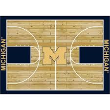 basketball court rug target filename college court michigan wolverines rugjpg large basketball court rug duke basketball court rugs