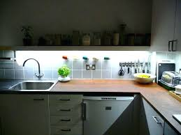 above cabinet lighting. Plug In Under Cabinet Lighting Stunng Cabet Decoratg Above Cupboard Kitchen Display C