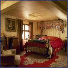 moroccan decor inspired bedroom design