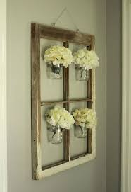 catchy rustic wall decor for bathroom with best shab chic wall decor ideas on shutter decor