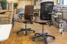 high office furniture atlanta. Knoll Life Chairs In Brown Leather High Office Furniture Atlanta
