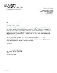 Recommendation Letter For Employment Best General Reference Letter Template Inviletterco
