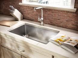 zuhne modena 32 inch undermount deep single bowl 16 gauge stainless steel kitchen sink com