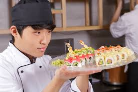 Sushi Cook Becoming A Sushi Chef Sapporo Teppanyaki