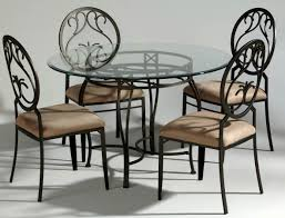 Metal Kitchen Table And Chairs Dining Tables