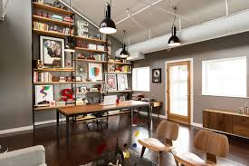 industrial style home office. Industrial Style Home Office F