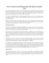 One Job Resume Template Fascinating How One Job Resume Templates First Template Pdf Mmventuresco