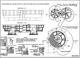 Промышленные здания для Автокад autocad скачать бесплатно Эскизный проект механизированного гаража