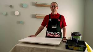 Bunnings Kitchen Cabinet Doors How To Paint A Cabinet Door Diy At Bunnings Youtube
