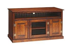 wood tv stand. amish pine wood tv stand tv o