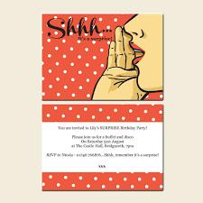 surprise birthday party invite free printable surprise party invitation templates surprise