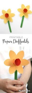Paper Flower Crafts For Kindergarten Paper Flower Crafts For Kindergarten Flowers Healthy