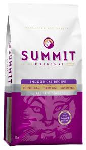 <b>Корм</b> для кошек <b>Summit</b> Three Meat Indoor Cat Recipe 6.8 кг ...