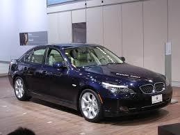 All BMW Models 2008 bmw series 5 : Bmw cars