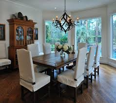 of covers to protect and decorate your dining chairs