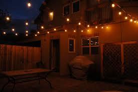 string bulbs outdoor lighting patio lights string globe patio string lights
